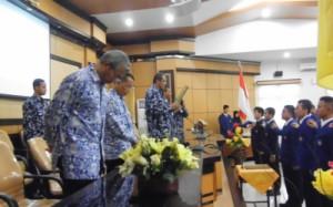 Pelantikan Ormawa FIK 2015